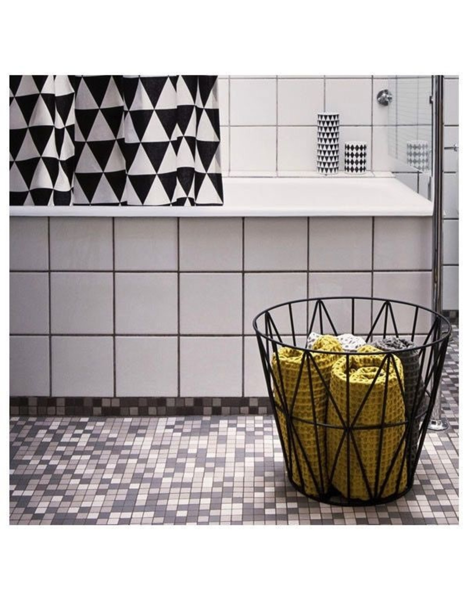 FERM LIVING Wire basket small