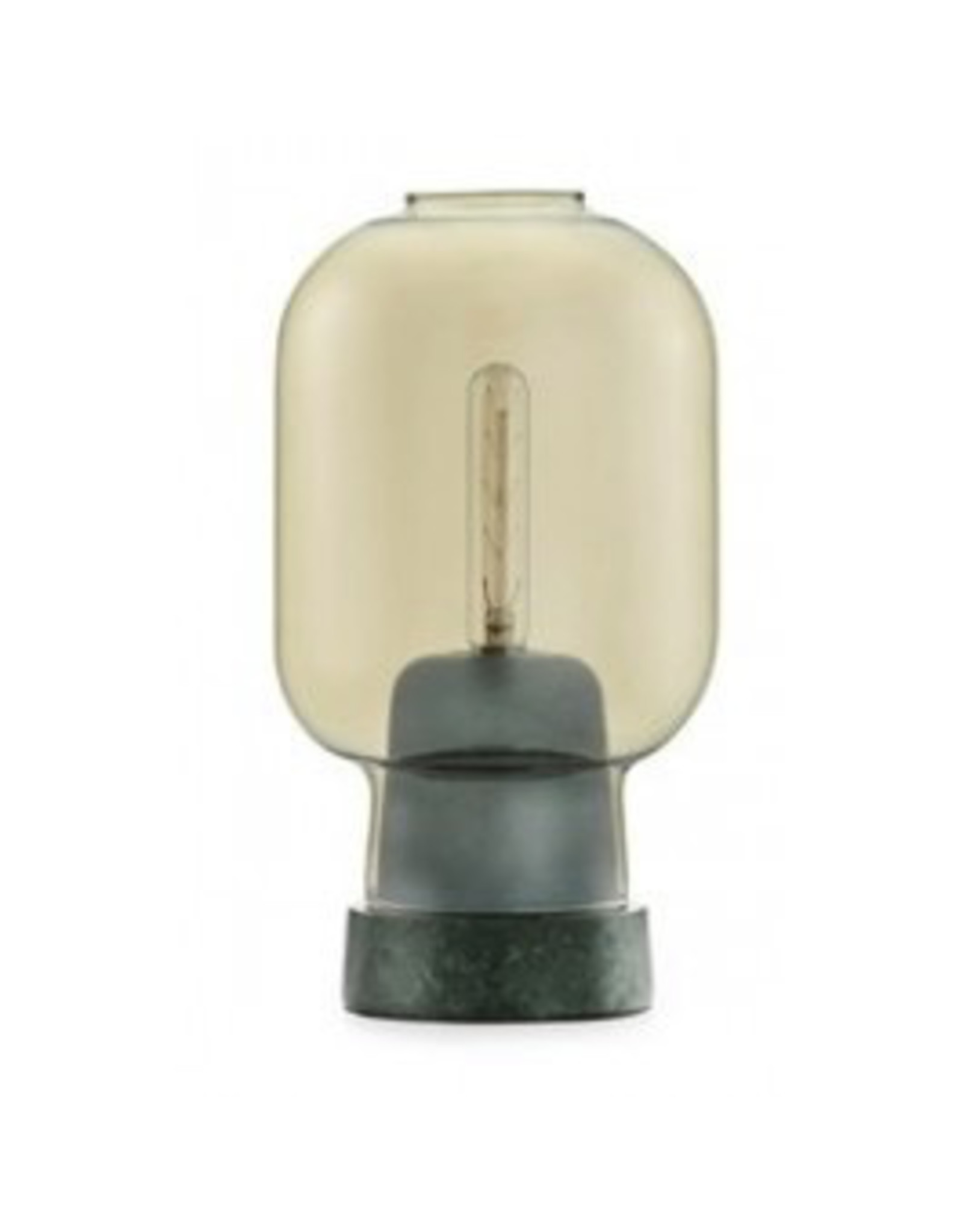 Normann Copenhagen Amp Table Lamp Green