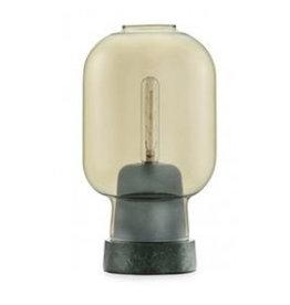 Normann Copenhagen Amp Table Lamp Gold / Green EU