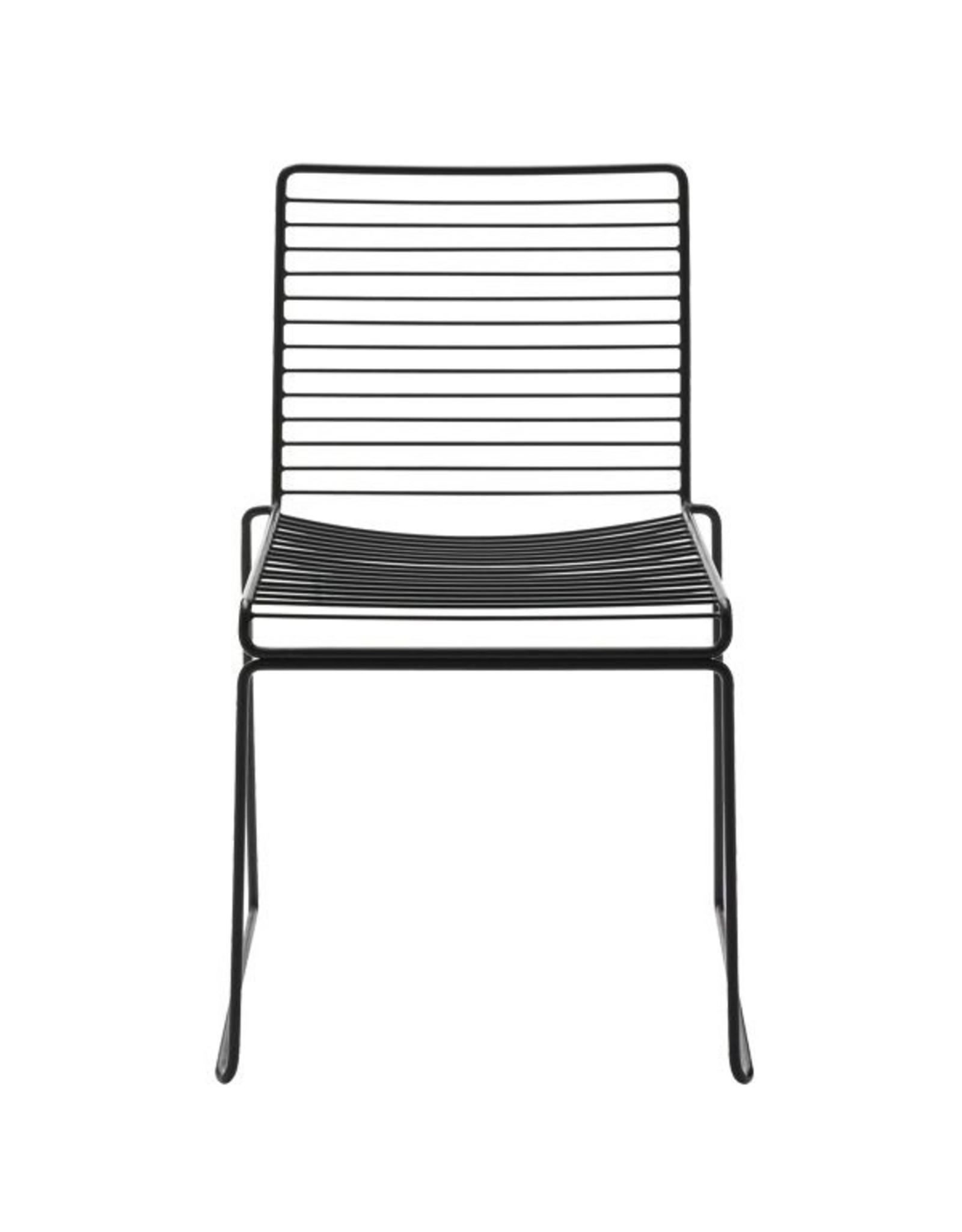 HAY Hee Dining Chair Black