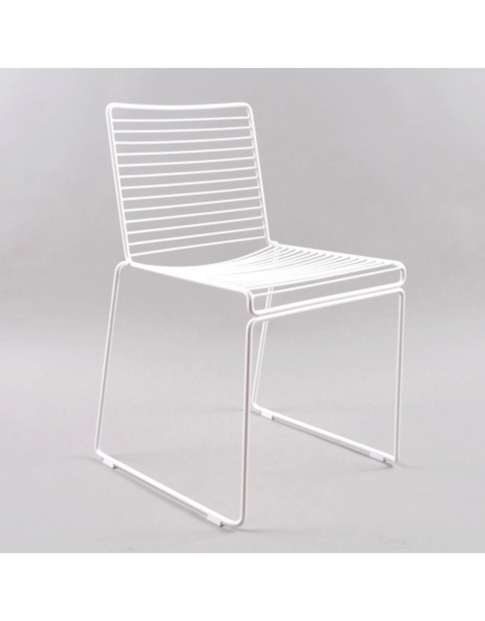 HAY Hee Dining Chair White