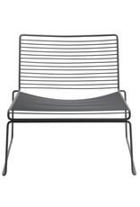 HAY Hee Lounge Chair Grey