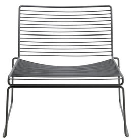 HAY Hee Lounge Chair Grey