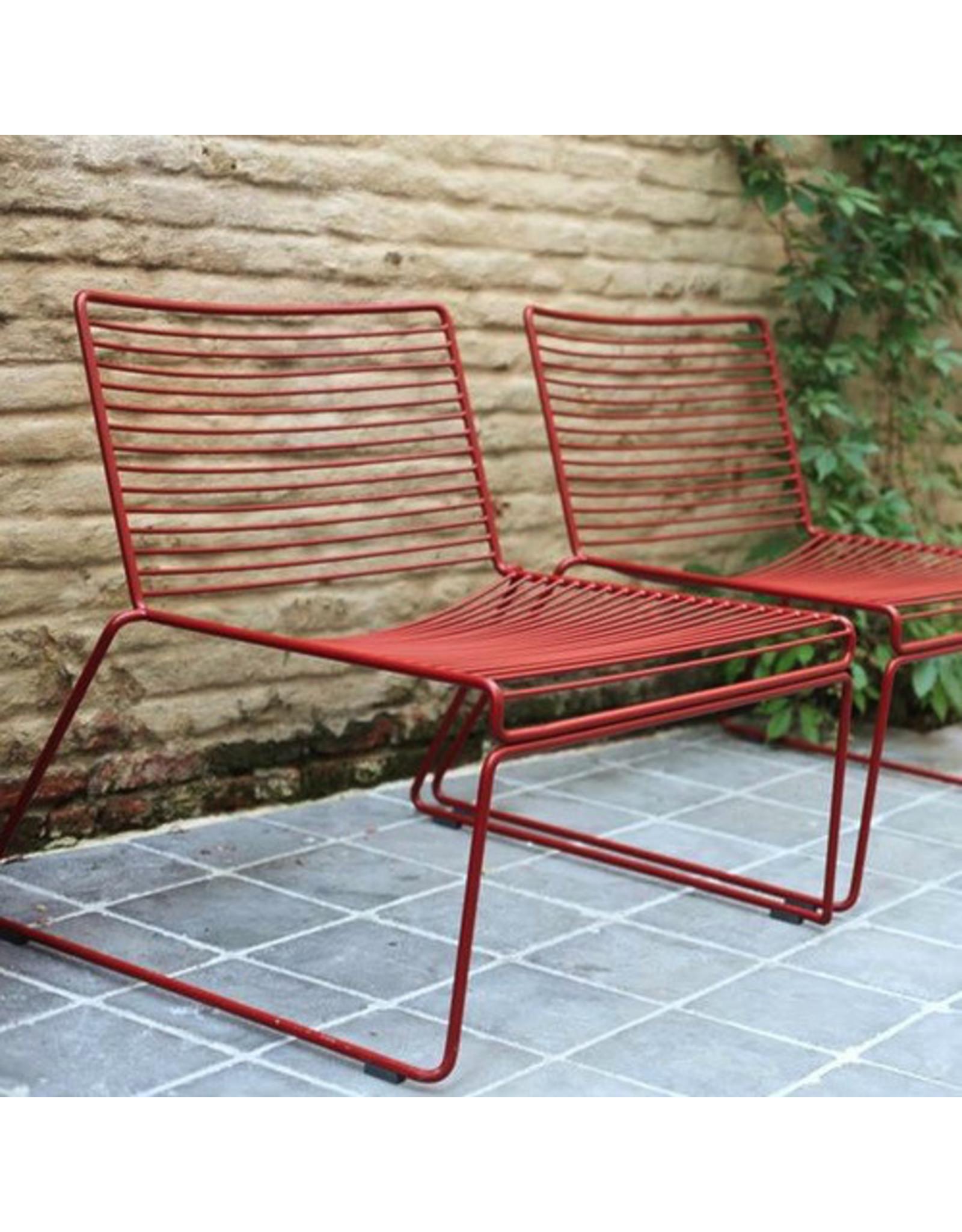 HAY Hee Lounge Chair Black