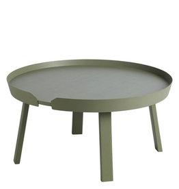 Muuto Around Table Large dusty Green