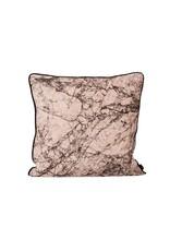 FERM LIVING marble cushion rose