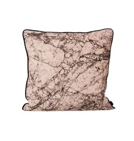 FERM LIVING marble cushion rose