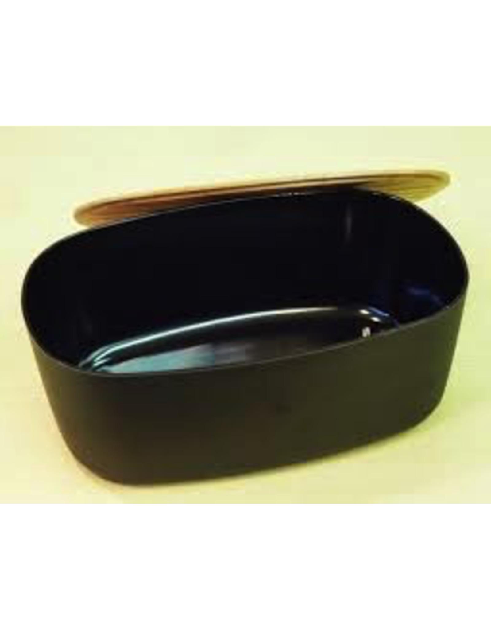 Stelton STELTON BREAD BOX BLACK
