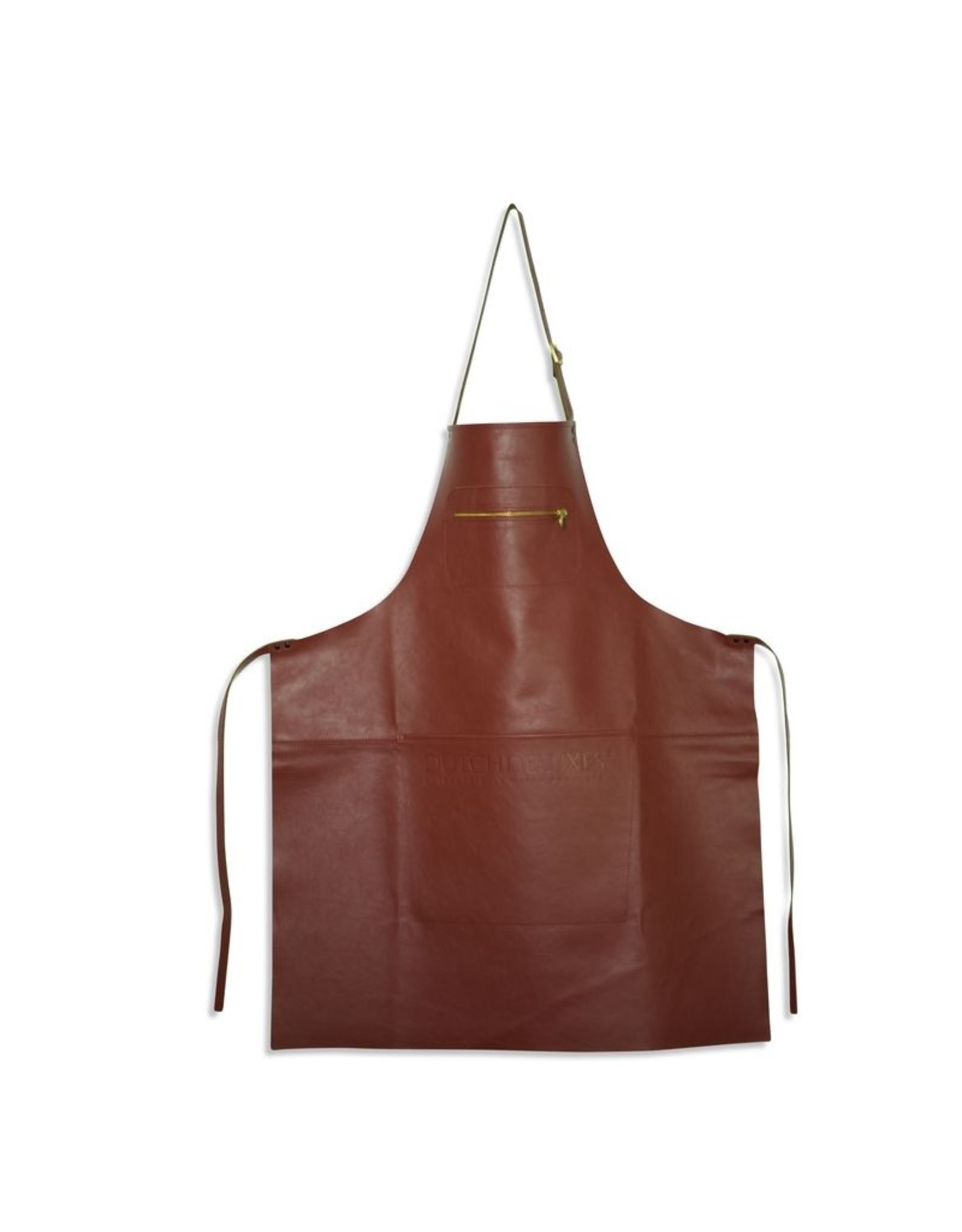 Dutchdeluxe AMAZING APRONS BASIC COULORS RUBY RED
