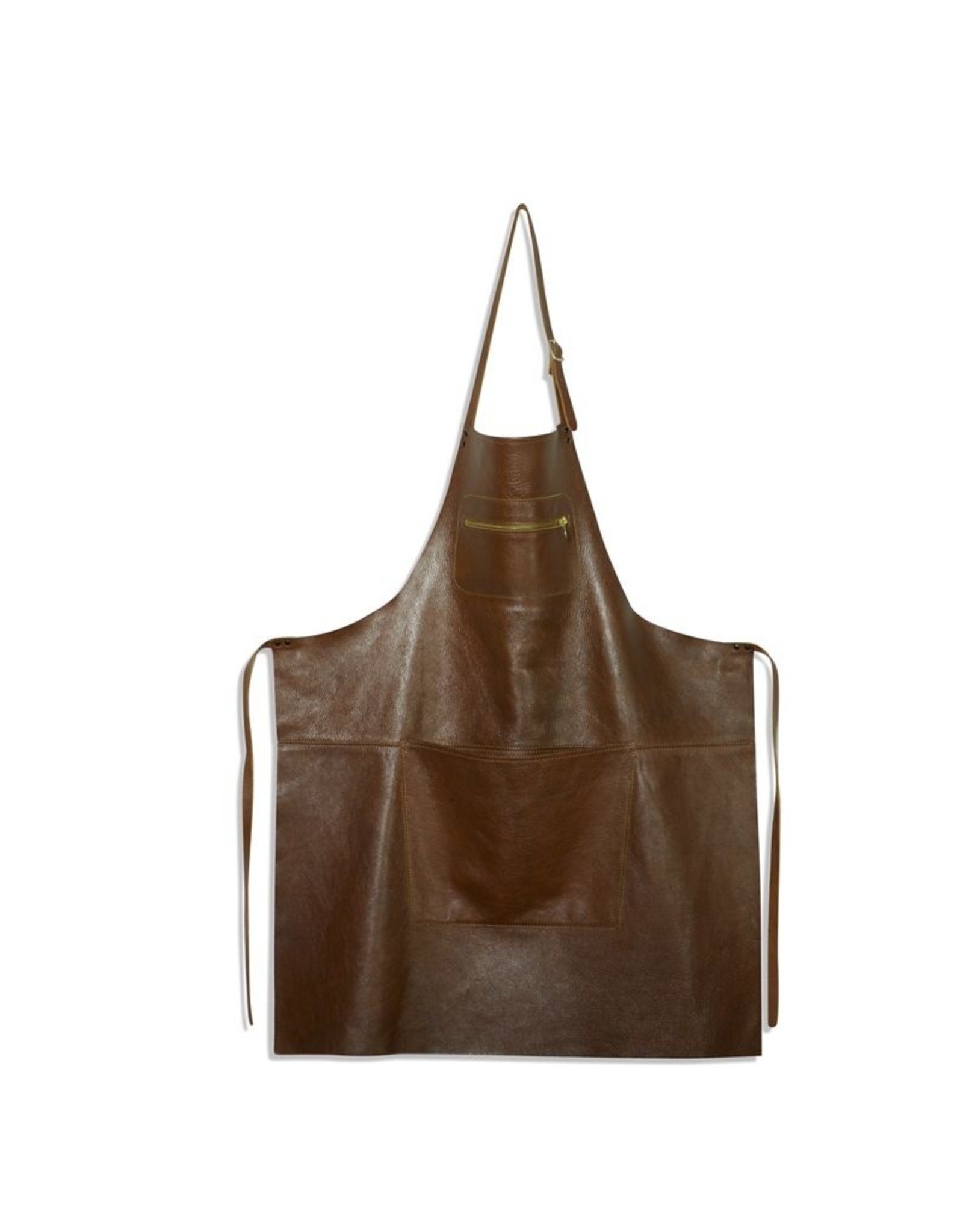Dutchdeluxe AMAZING APRONS BASIC CLASSIC BROWN