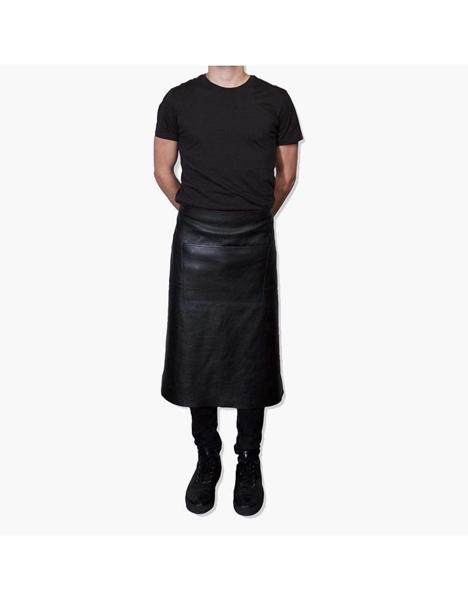 Dutchdeluxe DDLP WAIST APRONS LONG BLACK