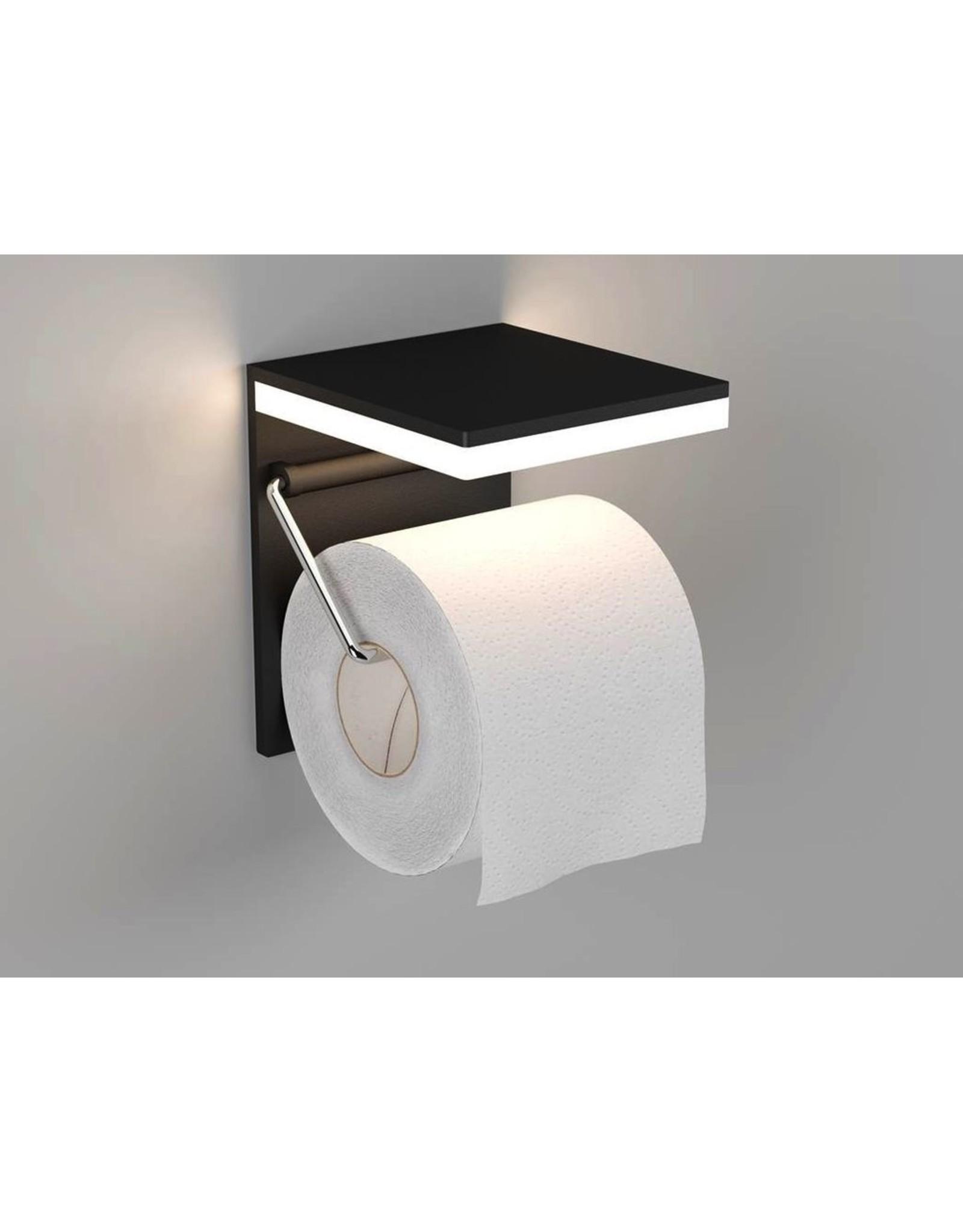 L-HOP 1 BLACK LED 3000K/3W