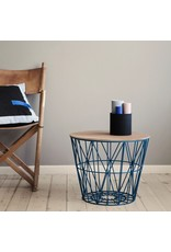 FERM LIVING Wire Basket top small