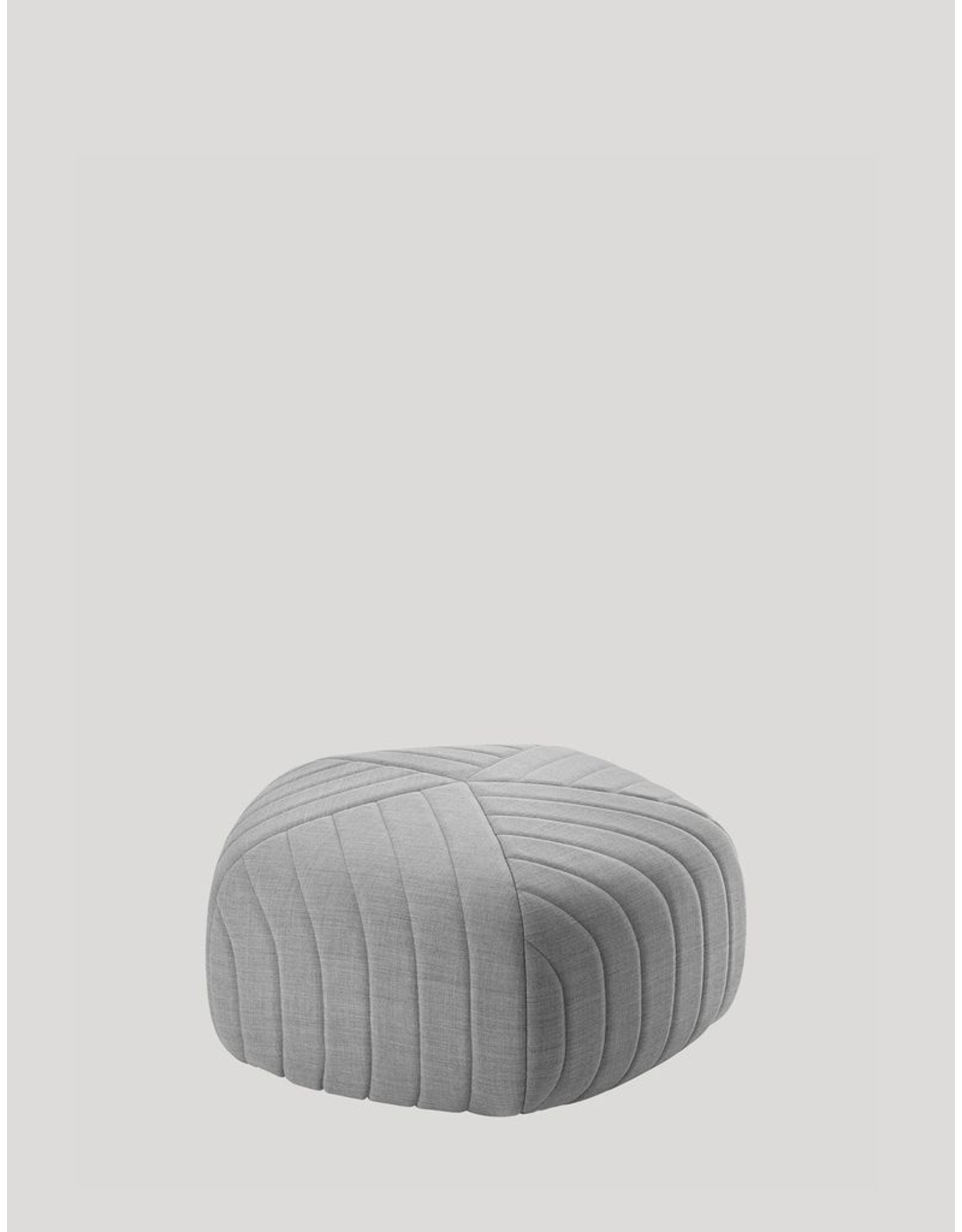 Muuto MUUTO FIVE POUF LIGHT GREY