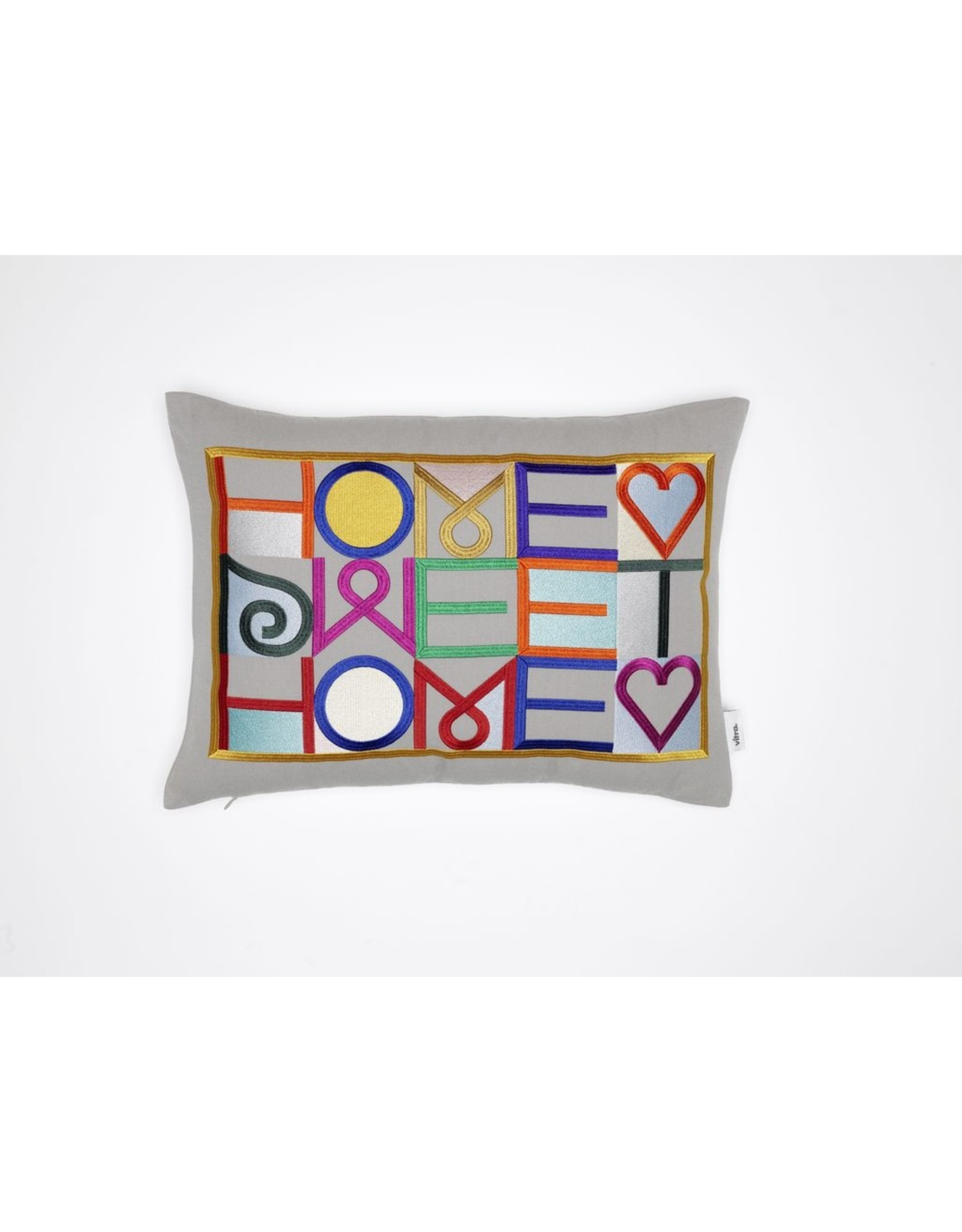 VITRA EMBROIDERED PILLOWS