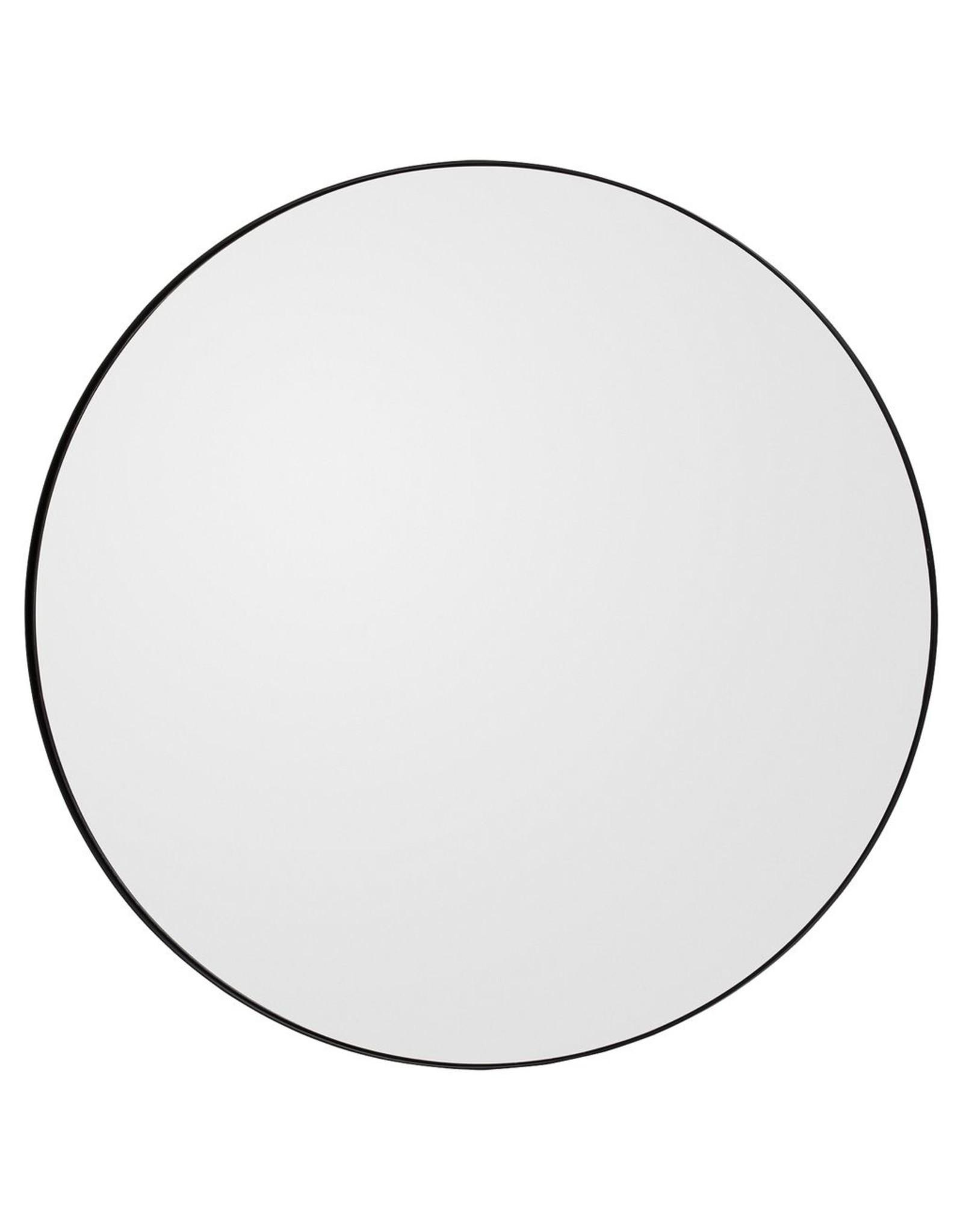 AYTM CIRCUM ROUND MIRROR BLACK D70