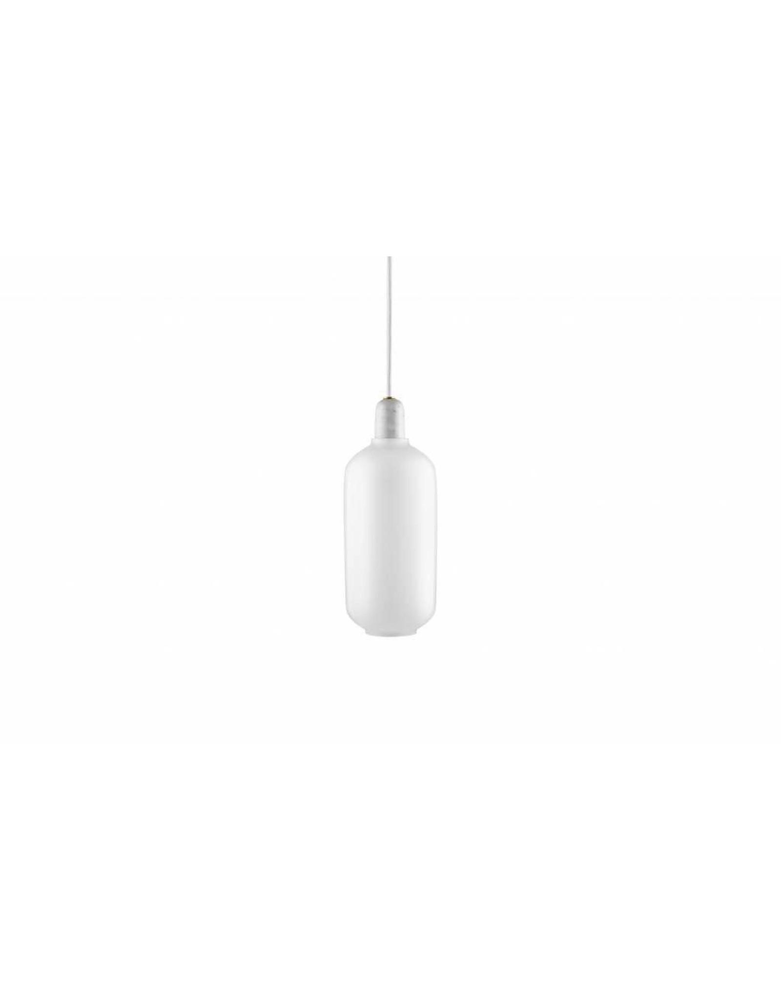 Normann Copenhagen Amp Lamp Large White/White