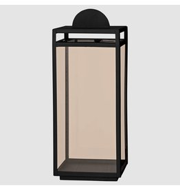 AYTM TURRIS LANTERN  IRON/GLASS