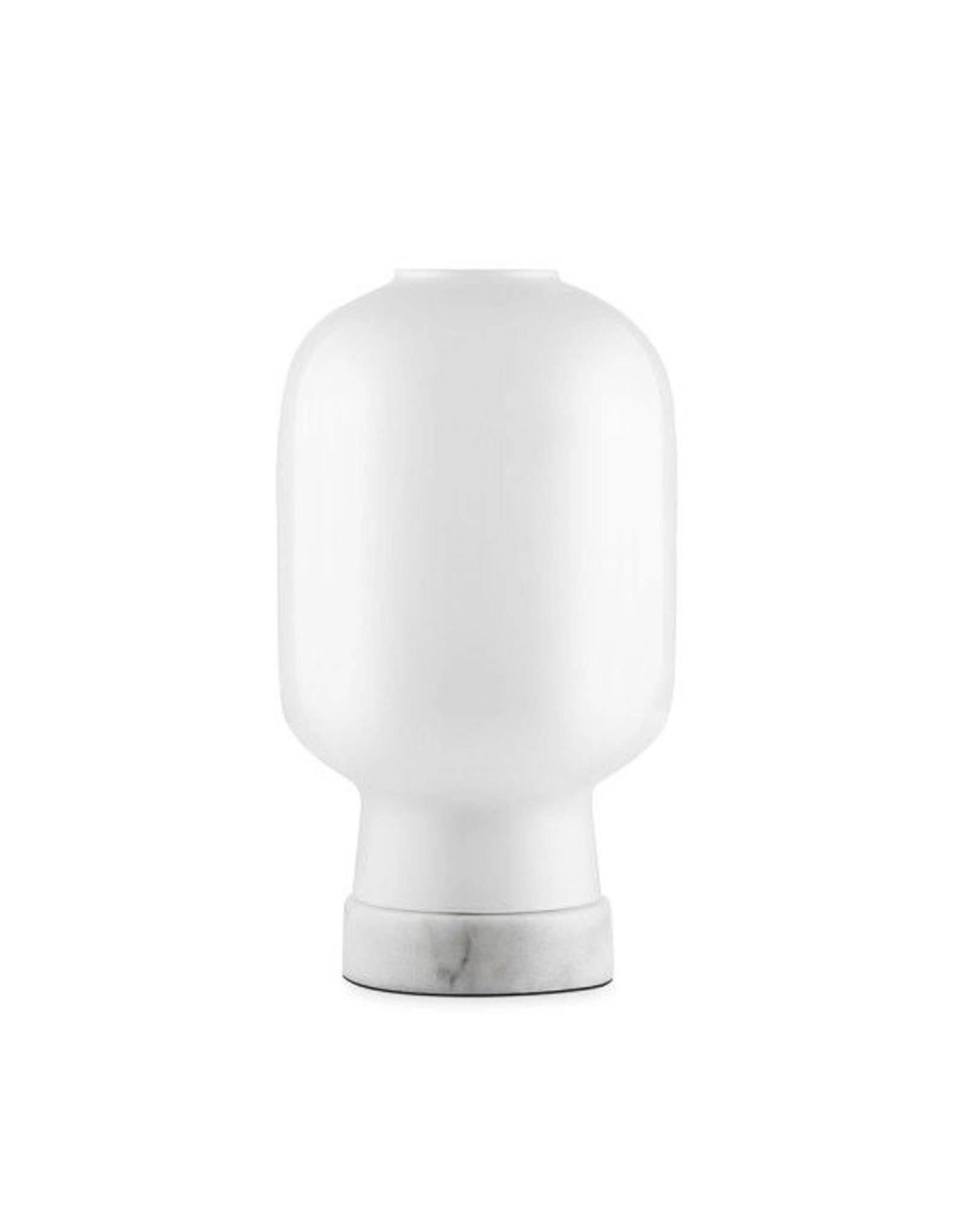 Normann Copenhagen Amp Table Lamp White / White EU