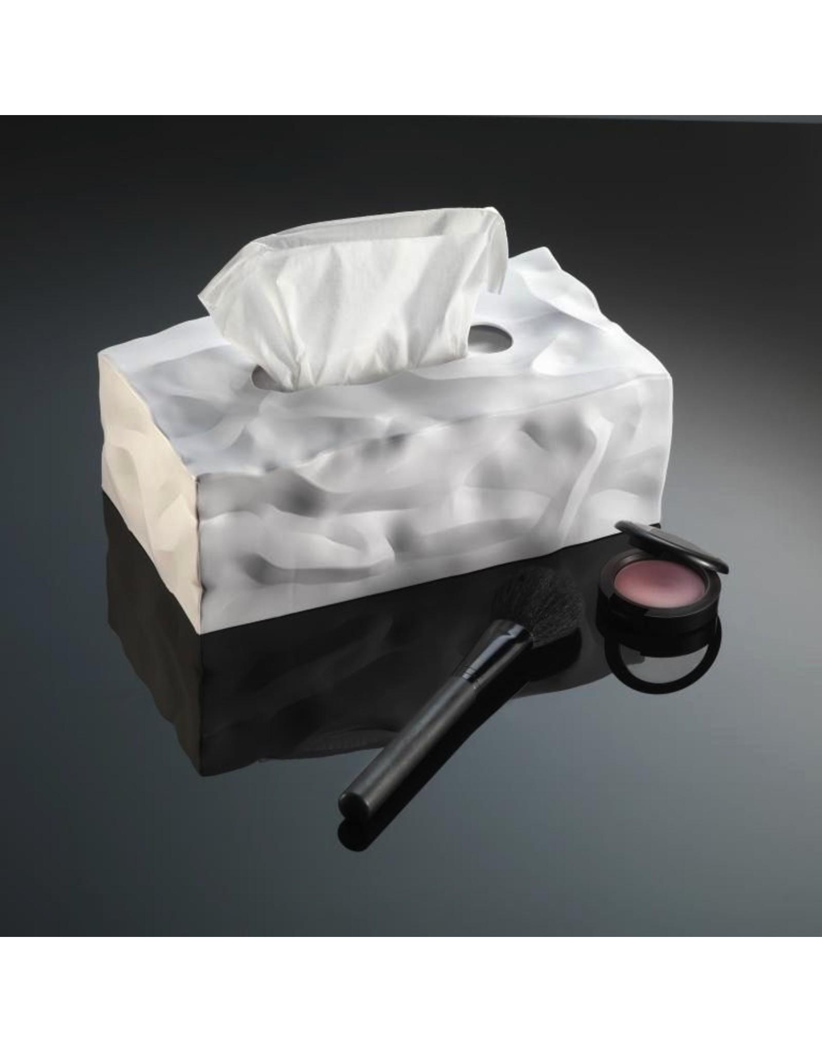 WIPY 2 TISUE BOX WHITE