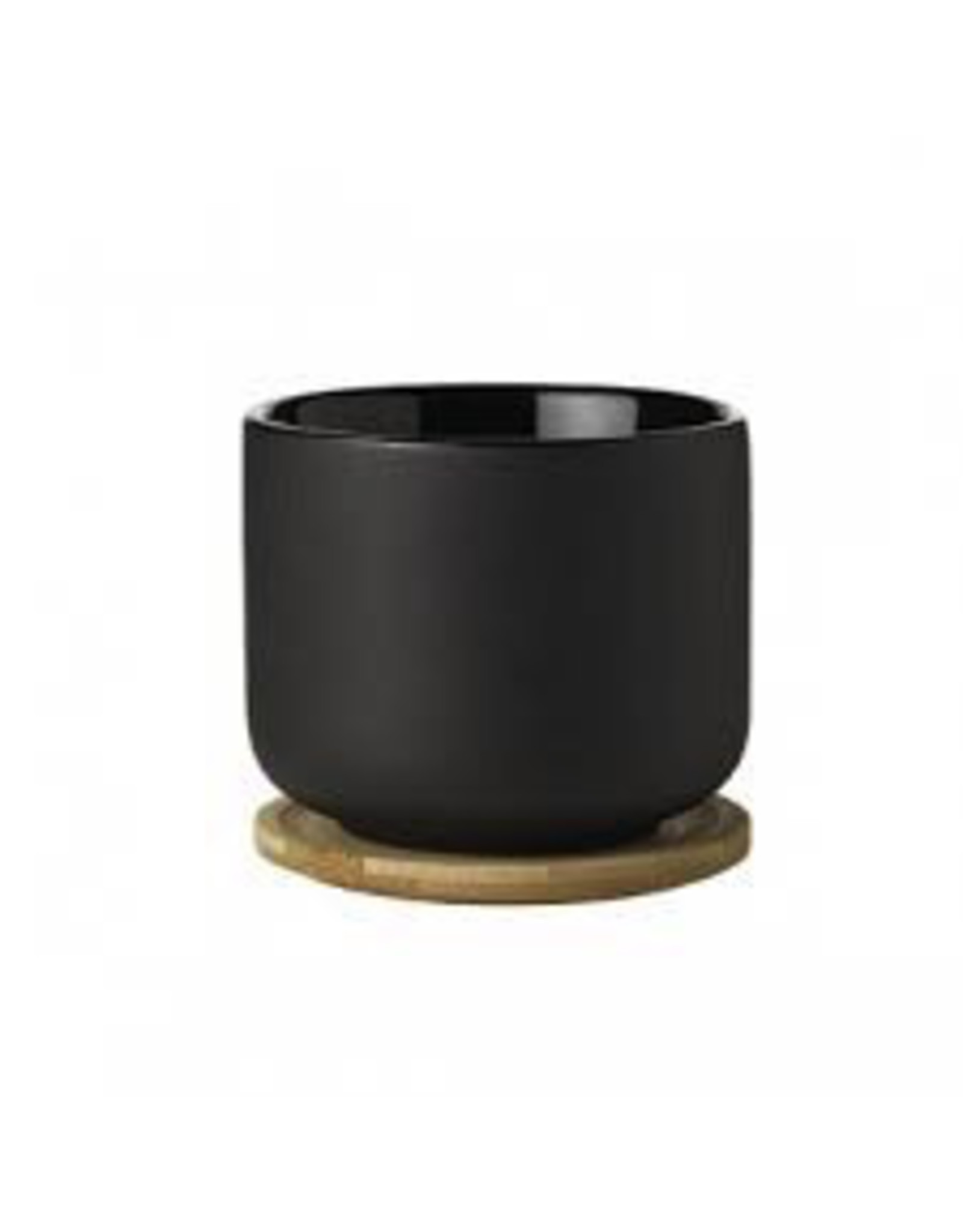 Stelton STELTON THEO CUP WITH COASTER