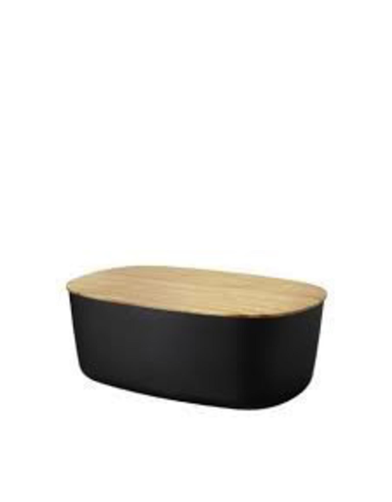Stelton Box-It Butter box Black