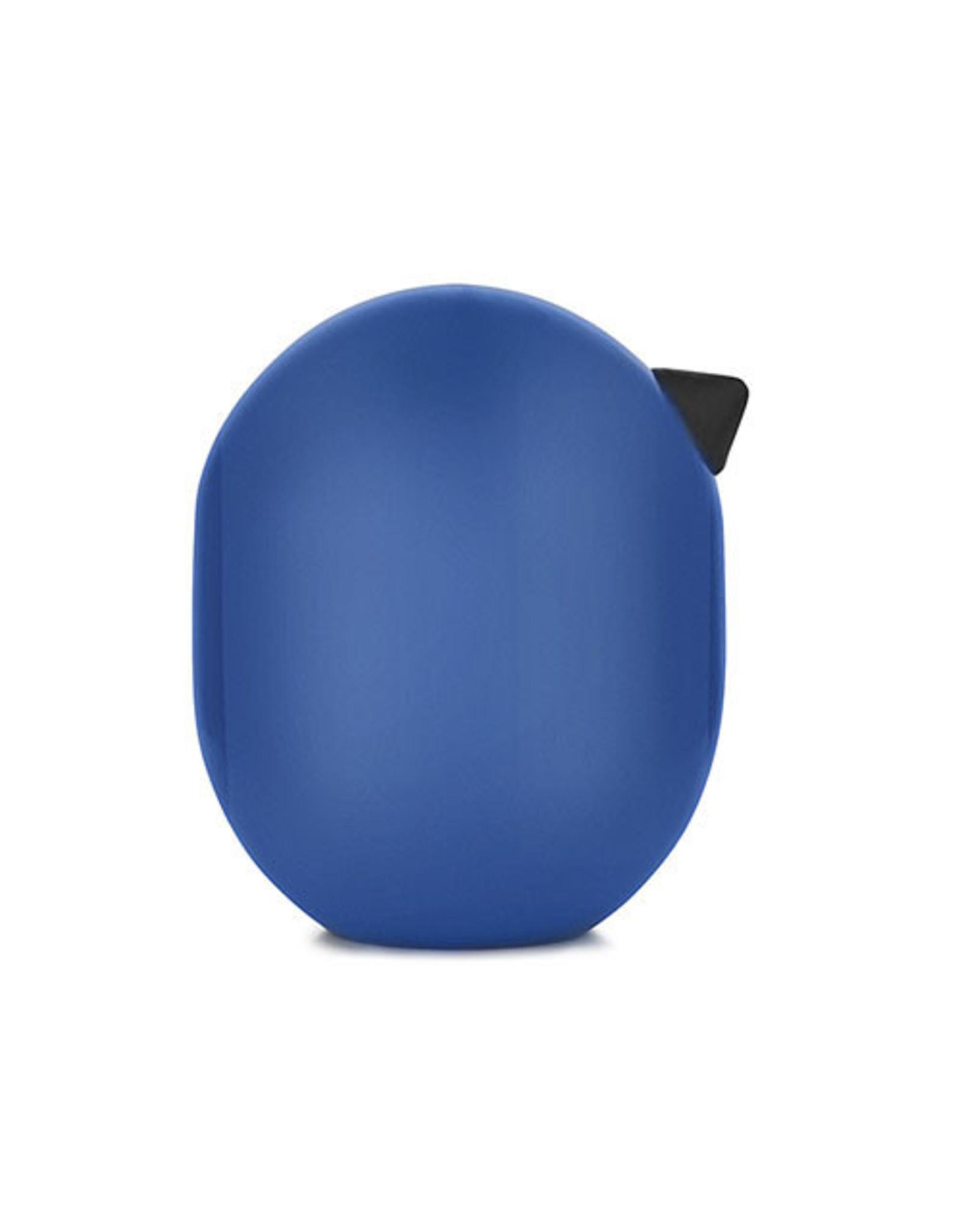 Normann Copenhagen LITTLE BIRD 4,5CM INK BLUE