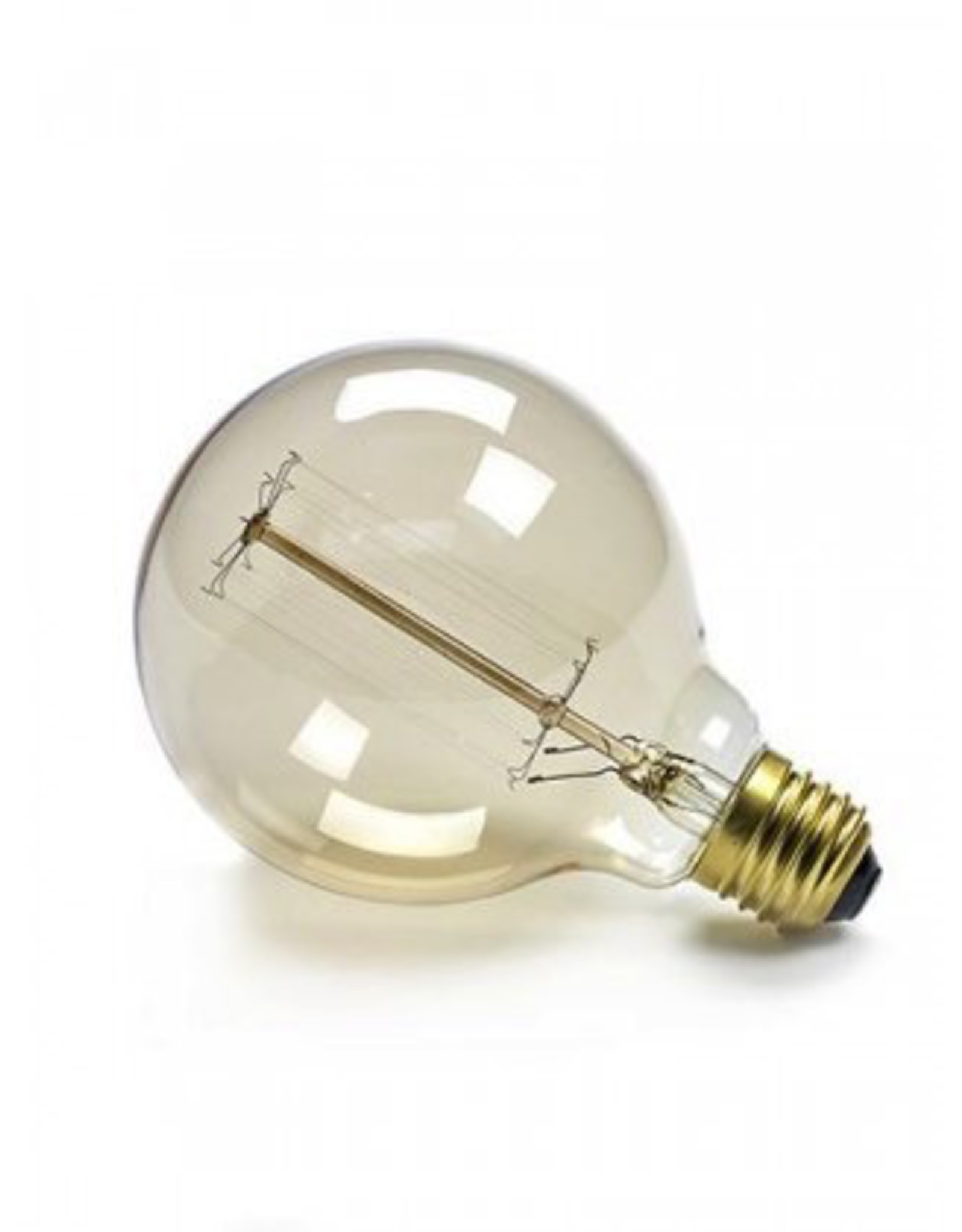 Serax NV EDISON DECO LAMP 90X140MM 25W WHITE BOX