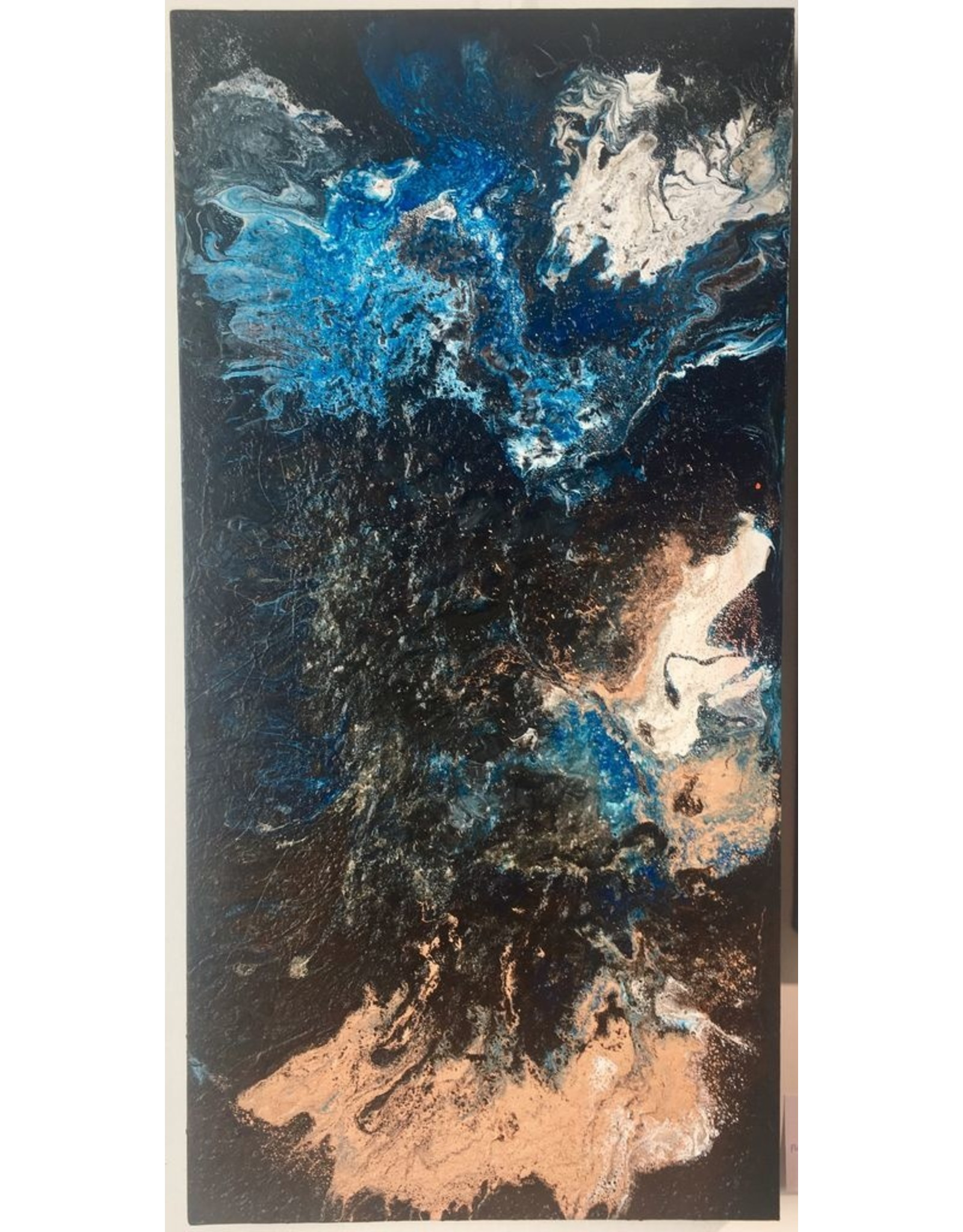 Hajp bvba Fluid Art Cancas Cotton 80x40cm