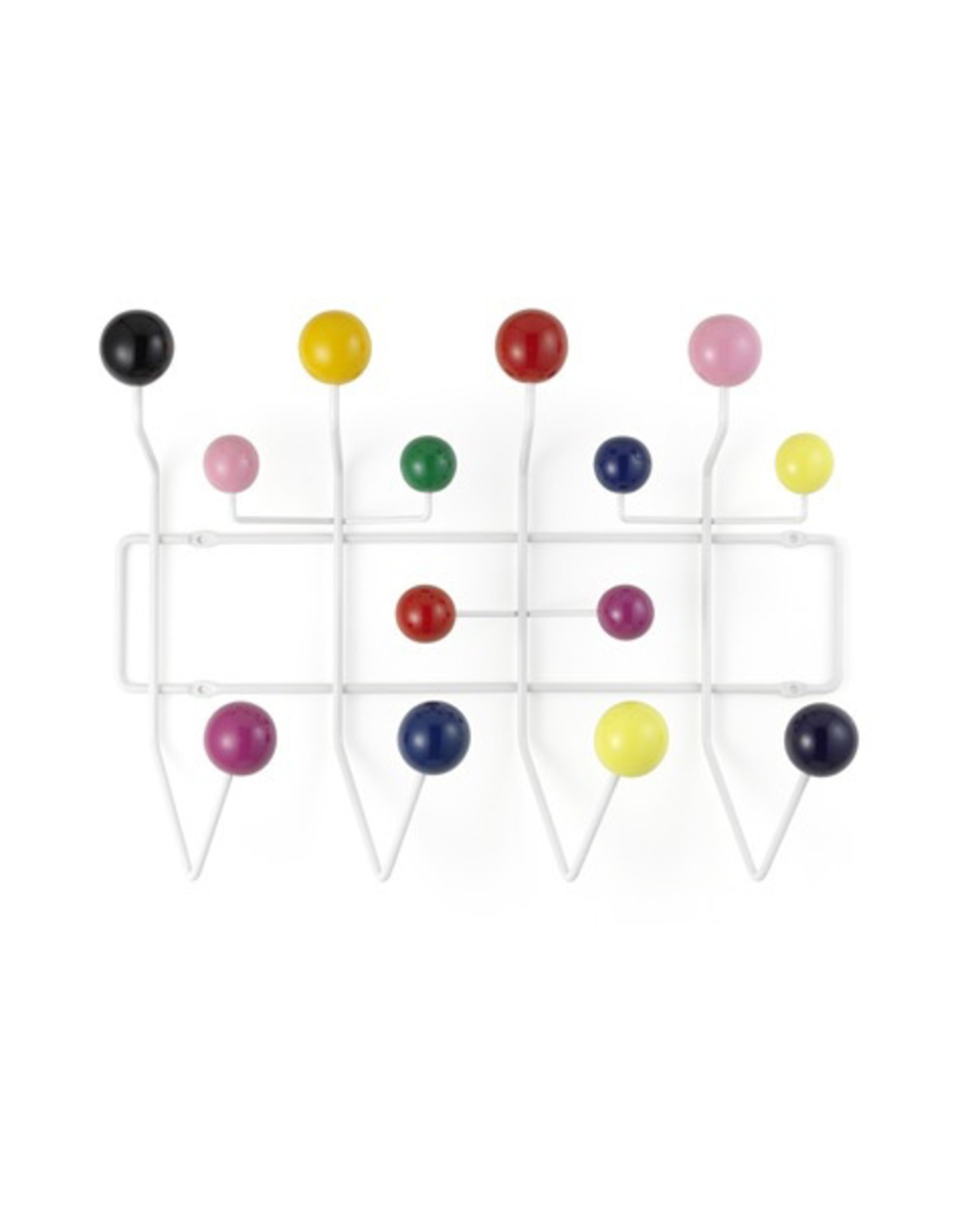 VITRA HANG IT ALL MULTICOLOR