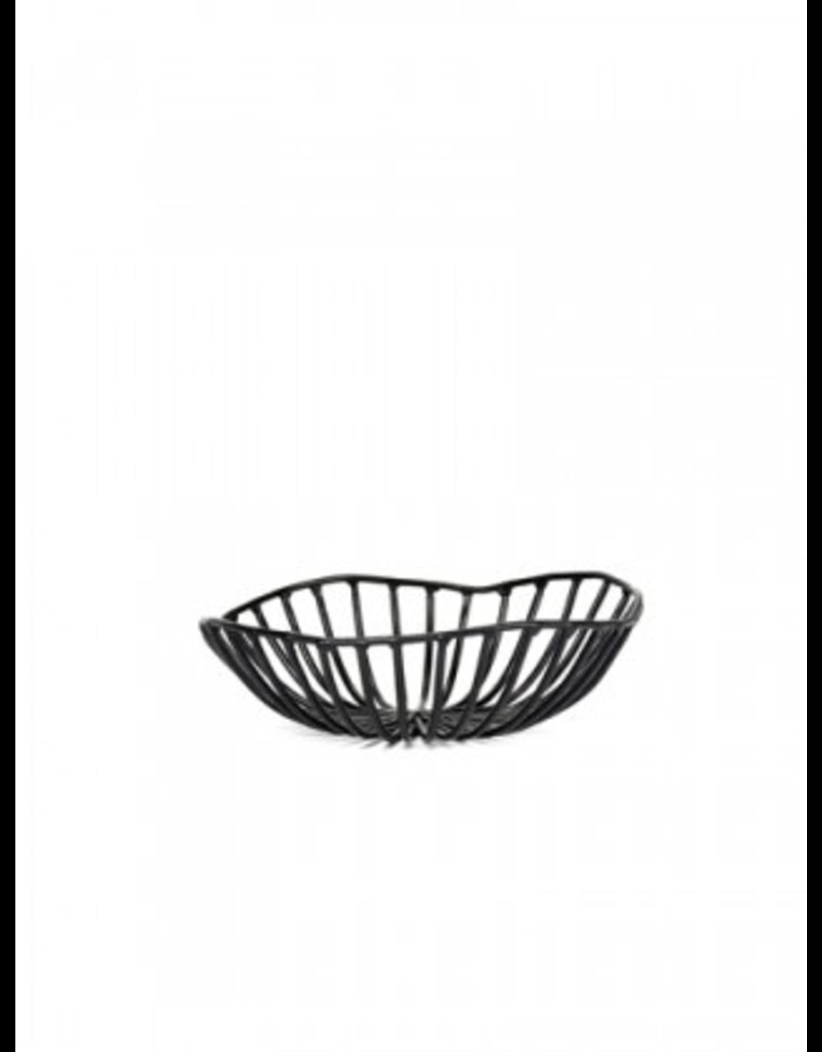 Serax NV BREAD BASKET CATU BLACK D15 H5
