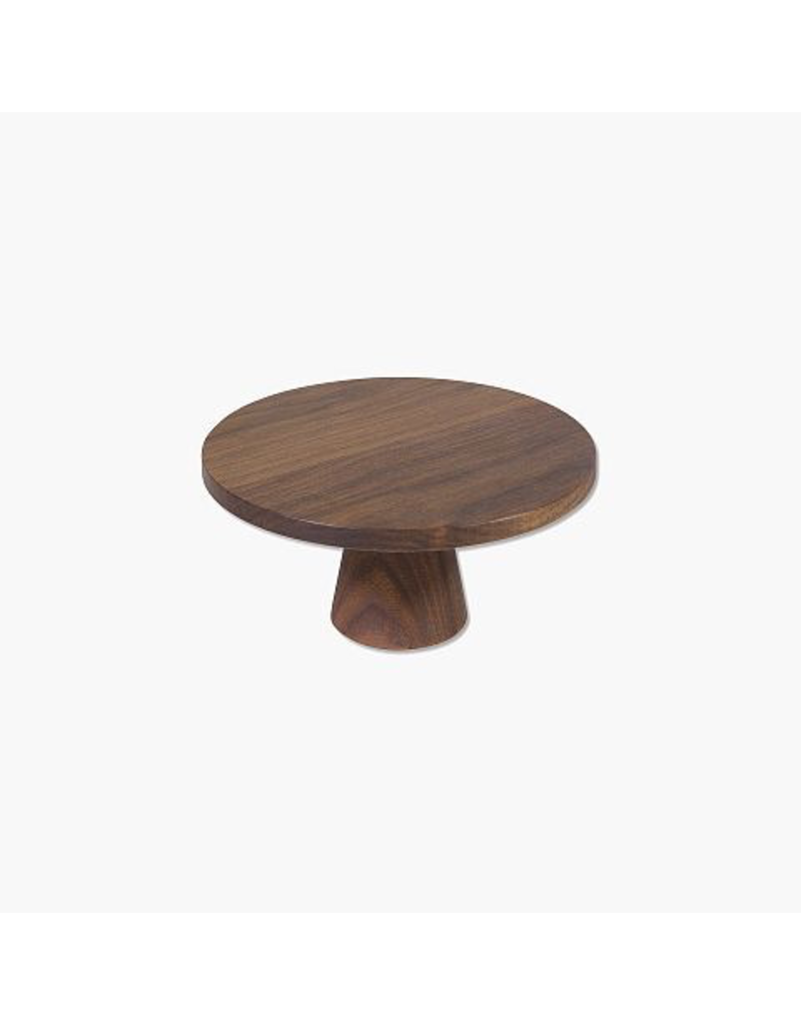 Dutchdeluxe FOOD STAND SOLID WALNUT OILED SMALL
