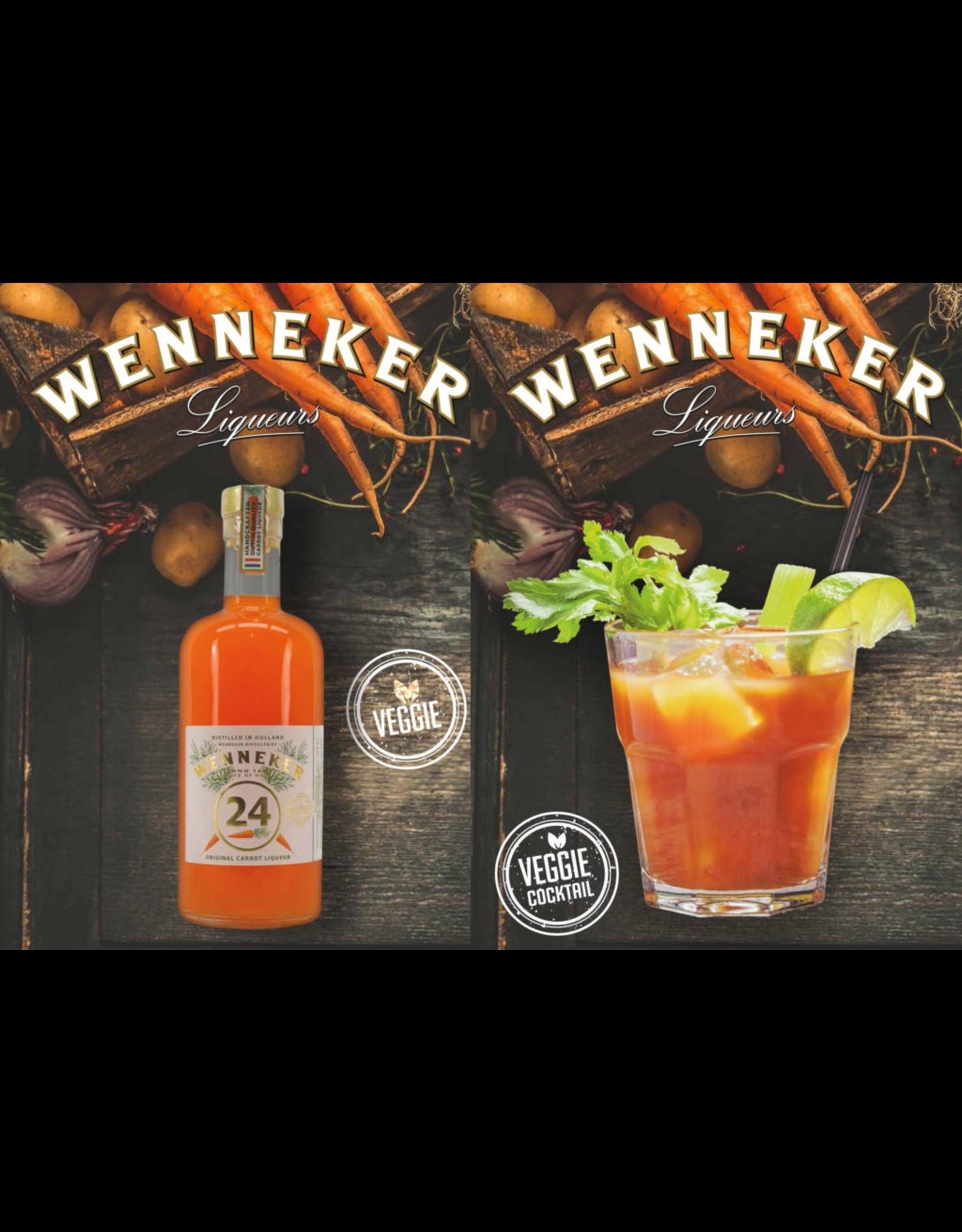 Spirits by Vanguard Wenneker  24 carrot liquer 24% 0,7L