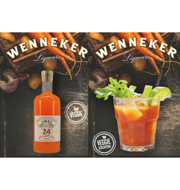 Spirits by Vanguard Wenneker  24 carrot liquer 24% 0,7L