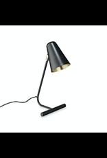 H. Skjalm P. LAMPE DE TABLE A / SHADE H45CM NOIR MAT