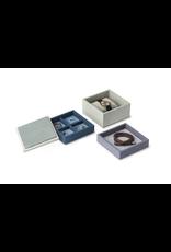 NAV Scandinavia STACK Coffret à bijoux S 3pcs - Bleu / Vert / Gris