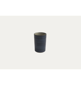 D&M Depot NV/SA OSKAR LEA MIDNIGHT BLUE CUP D8XH11,5 SET/4PCS