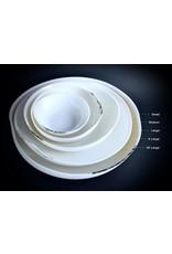 Porcelain Art Studio BONNY BOWL L D21XH5