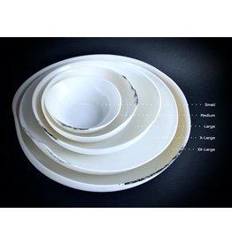 Porcelain Art Studio BONNY SCHAAL L D21XH5
