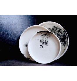 Porcelain Art Studio BONNY (SERVEER)SCHAAL / BORD L D21XH2,5