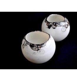 Porcelain Art Studio BONNY WINDLIGHT S D9