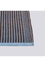 HAY Tapis /80X200 Chestnut And Blue