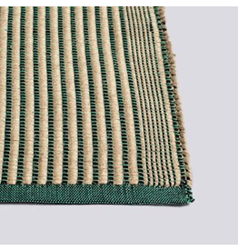 HAY Tapis / 140 X 200 / Black and Green