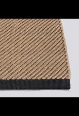HAY Bias rug / 200 X 300 Cappuccino
