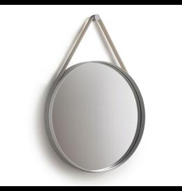 HAY Strap Mirror / D50 Grey