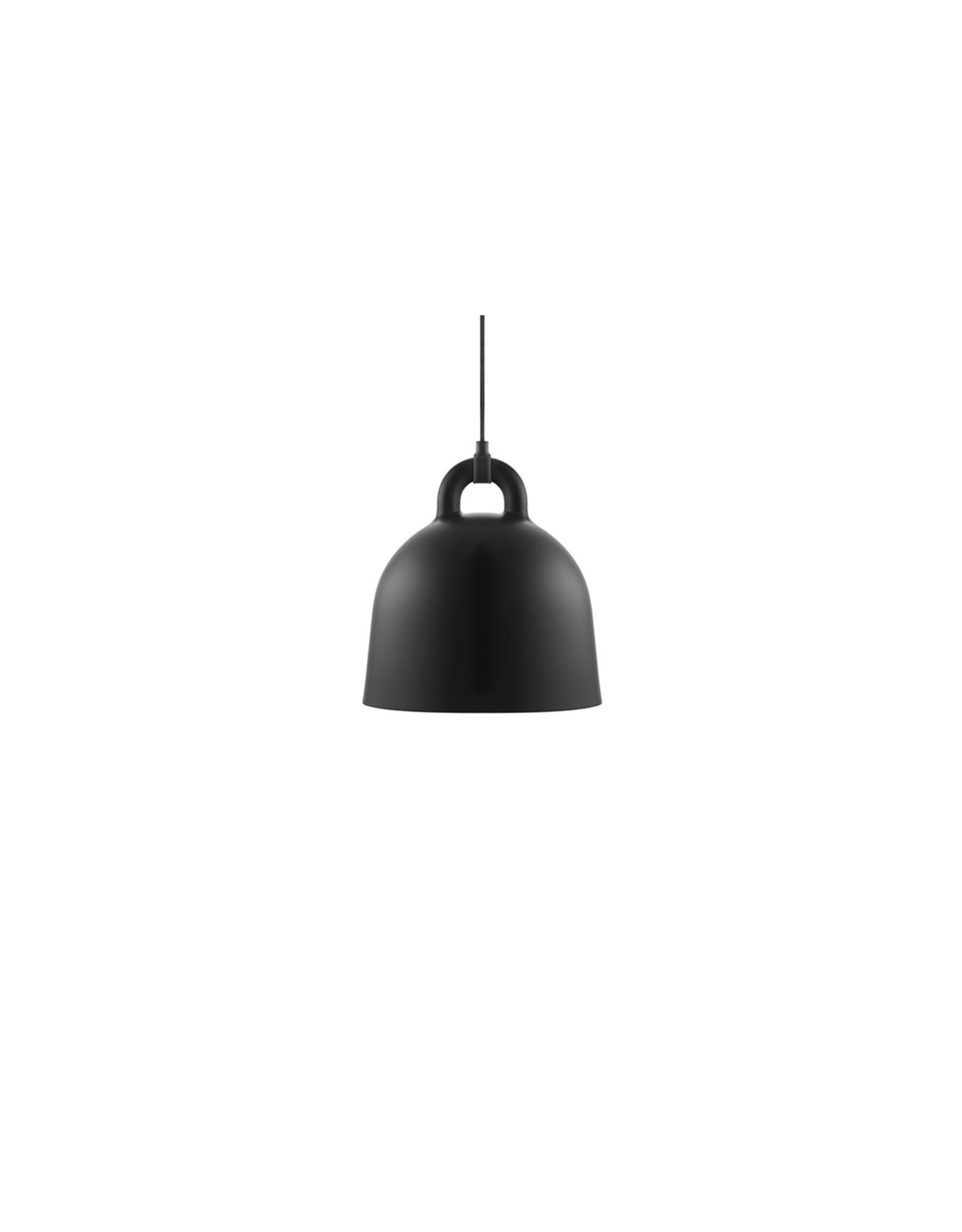 Bell Lamp small Gris