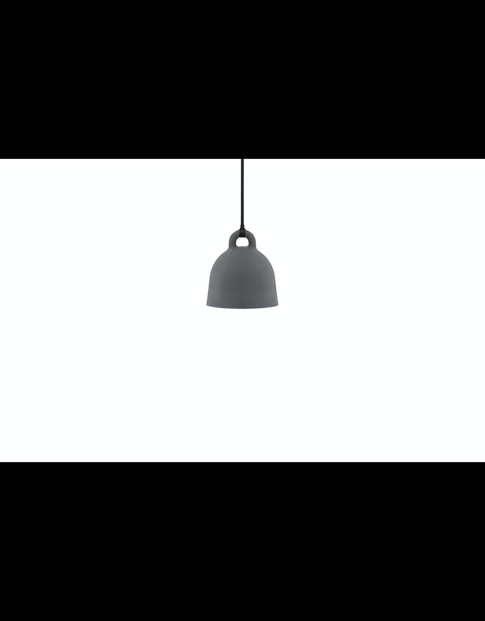 Normann Copenhagen Bell Lamp X-small grey D22cm