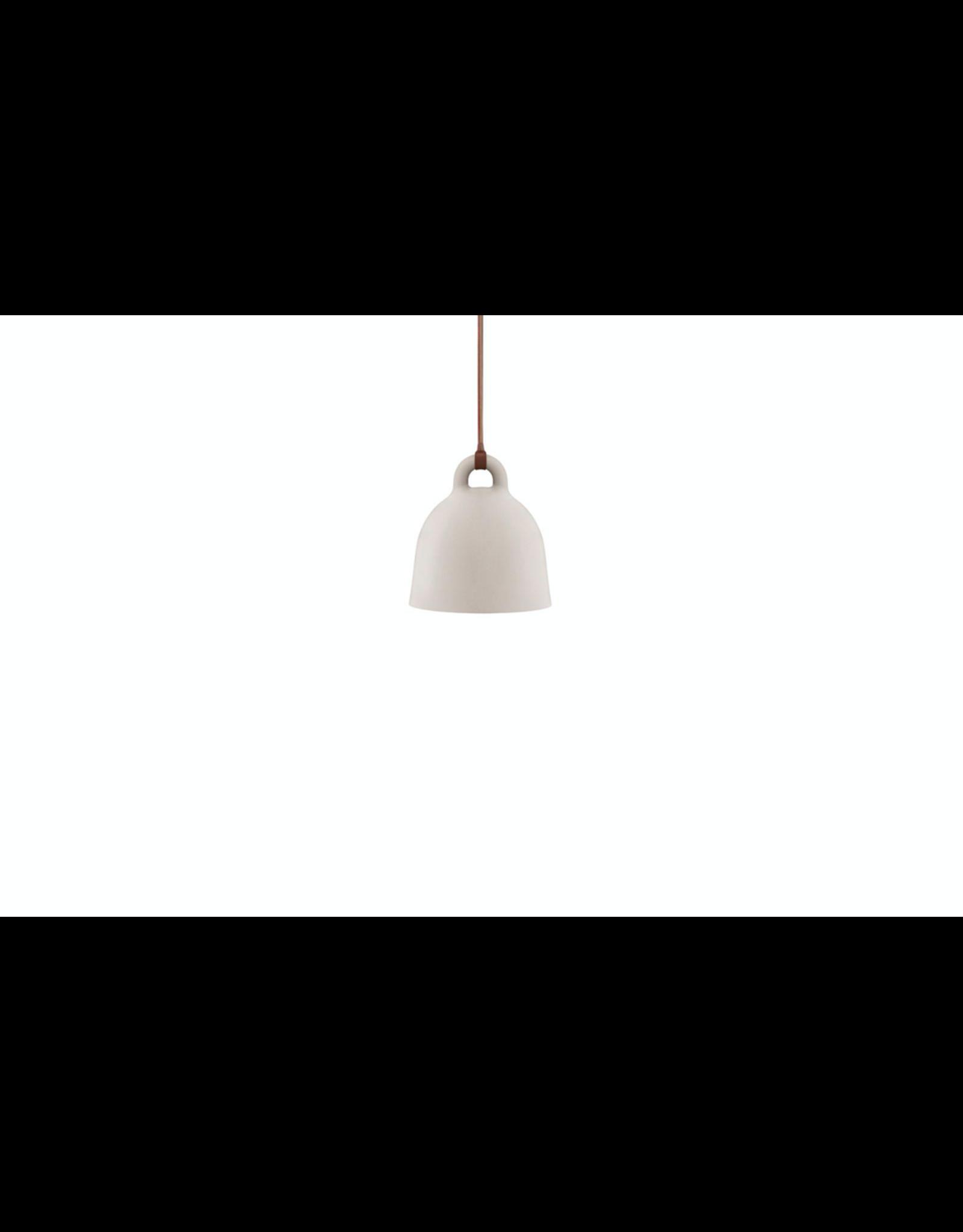 Normann Copenhagen Bell Lamp X-small sand D22cm