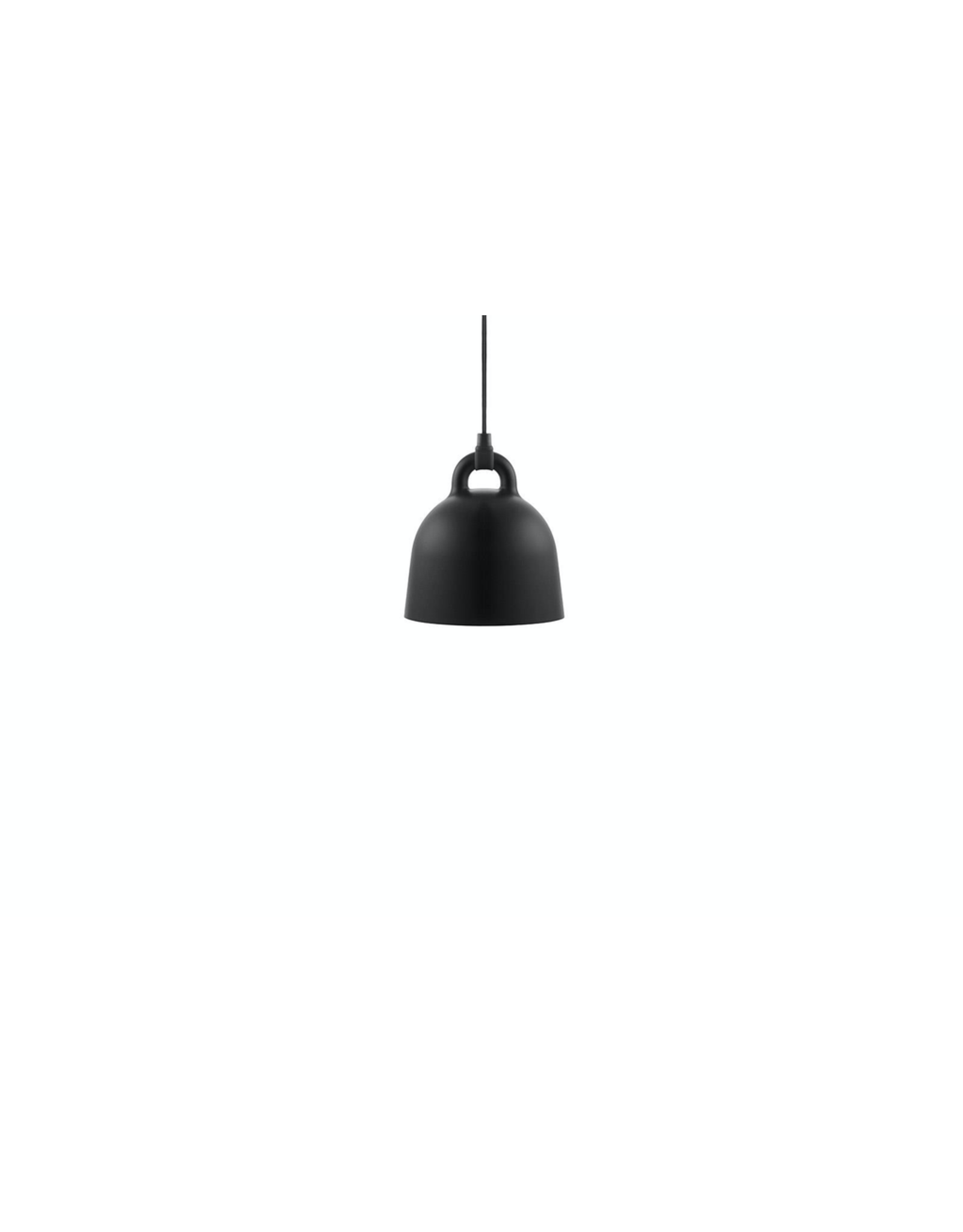 Bell Lamp X-small Black D22cm