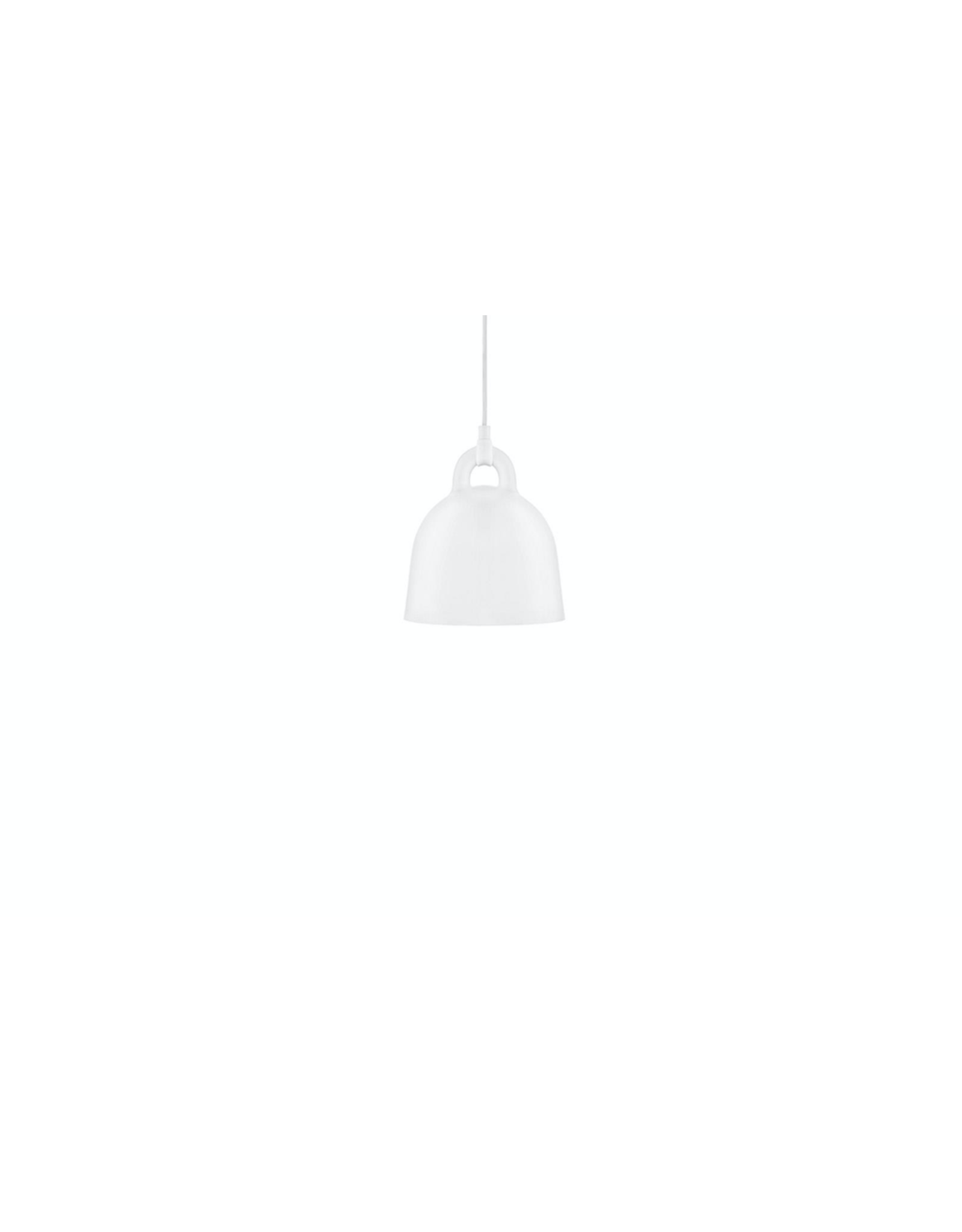 Bell Lamp X-small White D22cm